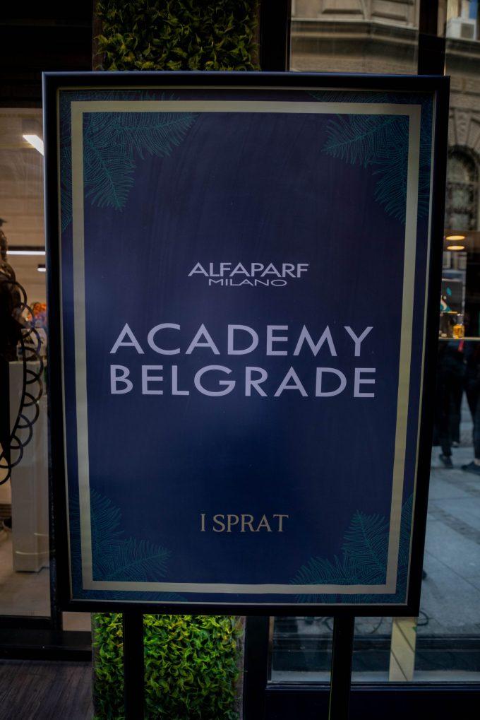 Akademija Alfaparf Milano