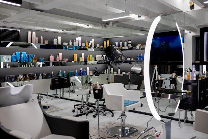 VIP salonski prostor