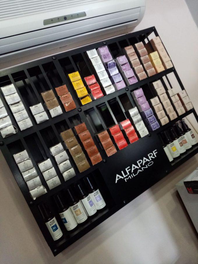Alfaparf Color bar