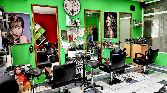Frizerski salon Šta reći